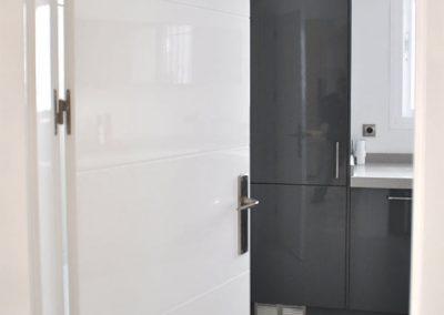 Internal door Gloss white_marbella
