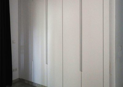 Matte white Luxury wardrob copy