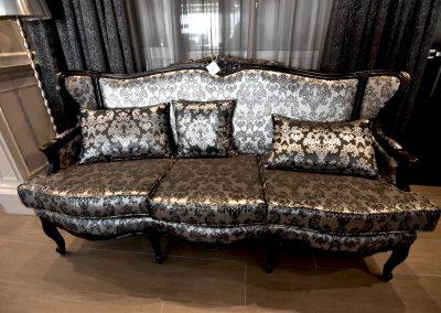 Vintage Louis Sofa Marbella