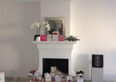roys chimney before